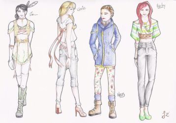 Lineup by Swiftstride