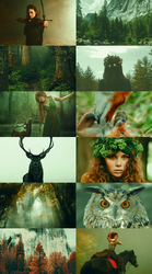 Hunt and Nature Picspam by Maybeyou12