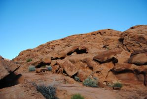 Valley of Fire III by orchidchimera