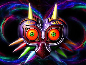 Majora's Mask by Alias-Aether