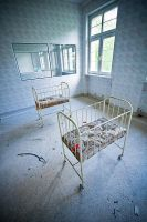 Abandoned children hospital by mjagiellicz