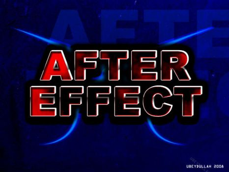 After Effect by ubeydullah