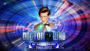 The 11th Doctor wp by SWFan1977