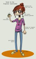 Wannabe Hipster by spuds-n-stuff