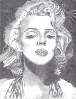 Marilyn by WhoaBoi