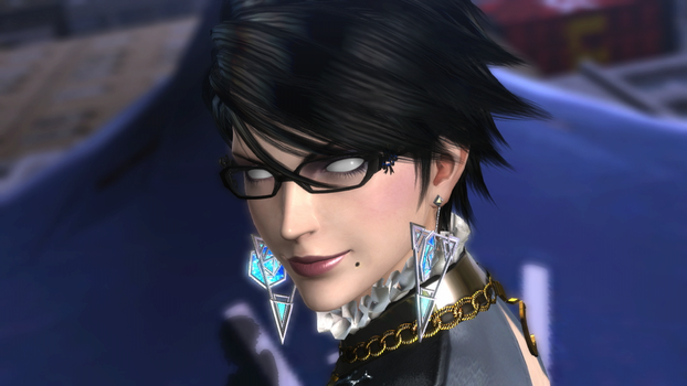 Bayonetta Mind Controlled by thedude11111