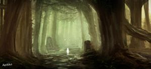 Lost in the Forest 2 by Secr3tDesign