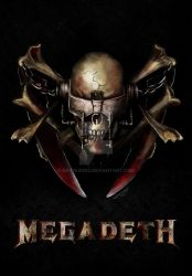 Megadeth by natiwar02