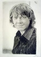 Rupert Grint finished by 0Michelangelo0