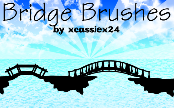 Bridge Brushes by xCassiex24