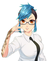 glasses by WG-P