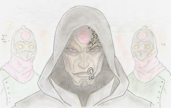 League of Legend Jhin the Equalist ! by Texhnolized