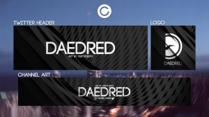 Channel Revamp | Daedred_Gaming by CertifiedFX