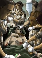 The Medics by MauserGirl