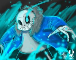 Sans Sketchystyle by SedDoddles
