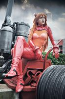 Asuka Evangelion: 2.0 You Can (Not) Advance 03 by LauzLanille