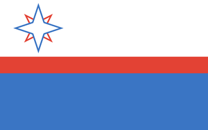 Flag of the Cytherean Republic by RvBOMally