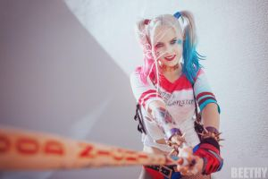 Suicide Squad - Harley Quinn -02- by beethy