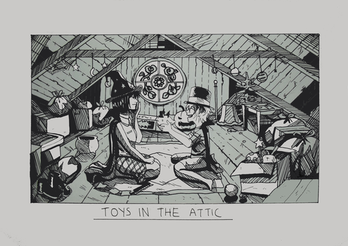 Episode 11 - Toys in the attic by Inui-Purrl