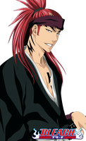 Abarai Renji by Kyriount