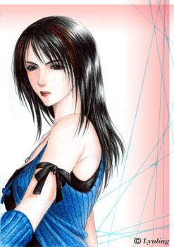 Rinoa Heartily from FF VIII by Lynling