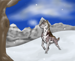 DotW - Secret Santa 2015 - Atlas by HatiMoonchaser