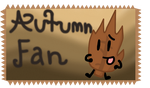 Autumn Fan Stamp by xXShinyLeafXx