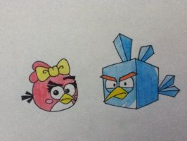 Why the flying FLOCK did you leave us Rovio by AngryWhiteBird