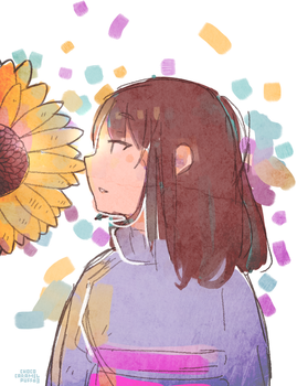 -Sunflower- by ChocoCaramelPuff03