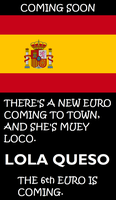 Lola Queso Teaser Poster by Prentis-65