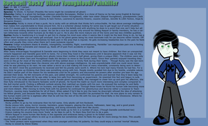 Rocky Youngblood's Profile by Linariel