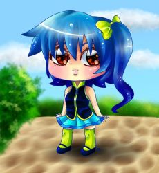 PC: Chibi Atsuko by Coco-of-the-Forest