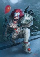 Pennywise by JaviRGRAPHICS