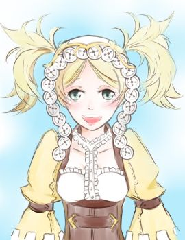 Lissa by Melody-in-the-Air