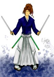 Samurai by Firefly-color