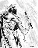 Moon Knight by tee00