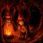 OTGW - Alone in the Unkown? by Checker-Bee