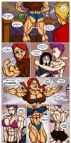 Growth drive comic 2 page 4 by Ritualist