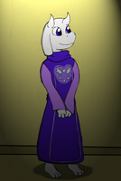 Toriel The Tutorial by Shadowpredator100