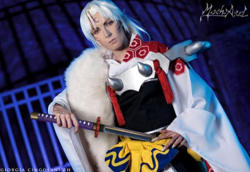 Sesshomaru - Inuyasha cosplay by MischAxel by MischAxel