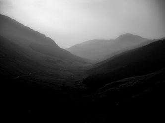 Dark Highlands by bormolino