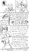 Scribble Comic - Rory + Harry by Aisuryuu