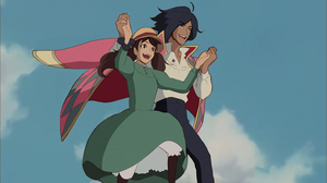 Will's Moving Castle (1994) by Billiam-X