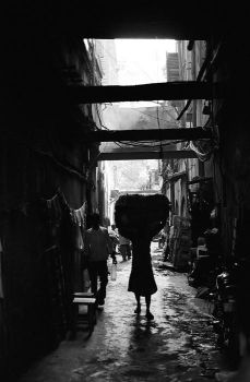 indian streets2 by wo0dman