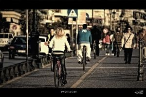 passing by... by archonGX