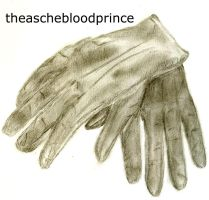Sketch Book Gloves by theaschebloodprince