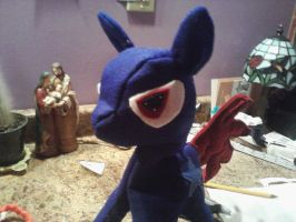 My Little Pony Plush Fail by KonekoKaburagi