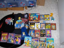 My Simpsons Collection by dragonlorest