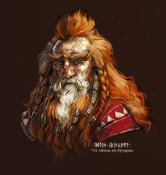 King Dain by Heyriel