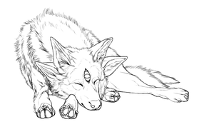 Reciful sleeping.... or are they by markedwolf
